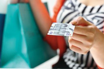 歡慶母親節 首選刷卡換現金