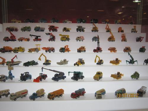 建設車輛系列