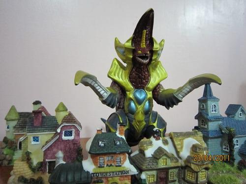 怪獸場景-超級科普
