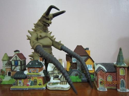 怪獸場景-古頓