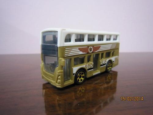 Matchbox 雙層巴士