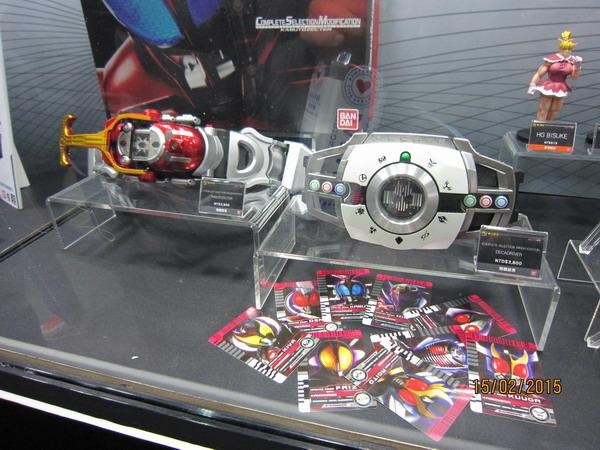 kabuto&decade 高精度版腰帶