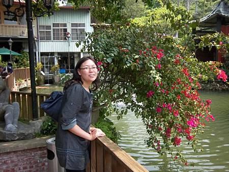 新竹行4池溏與花