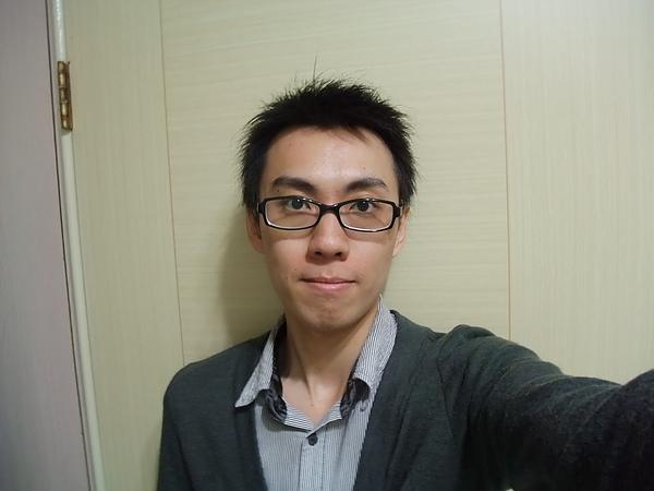 2010/4/17剪的新頭毛