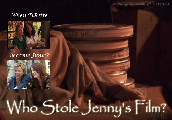 Who stole Jenny