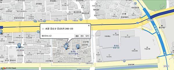 陳玉華一隻雞地圖