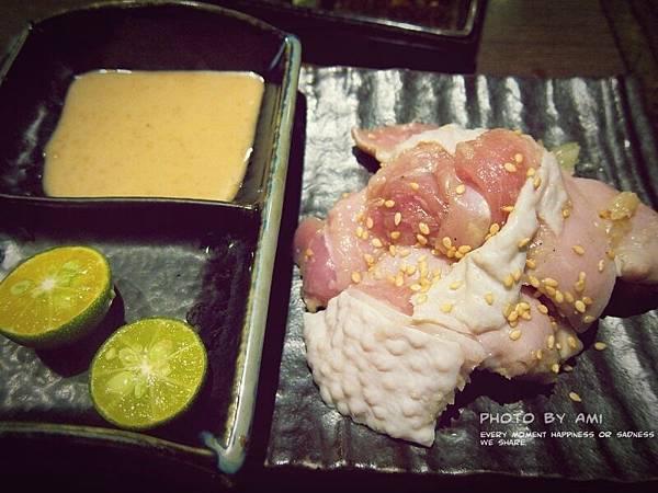 味增雞腿肉