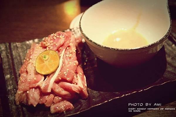 味增雞頸肉