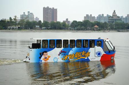 水陸觀光鴨子船