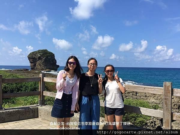 106.6.22香港張小姐3人墾丁包車游1.jpg