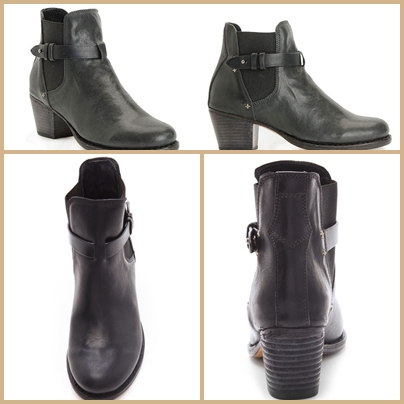 Durham Boot - Black