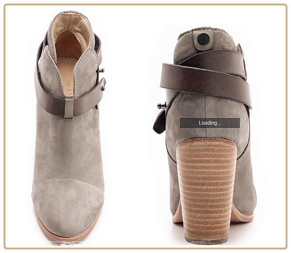Harrow 短靴