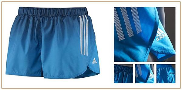 adizero Split Shorts-horz