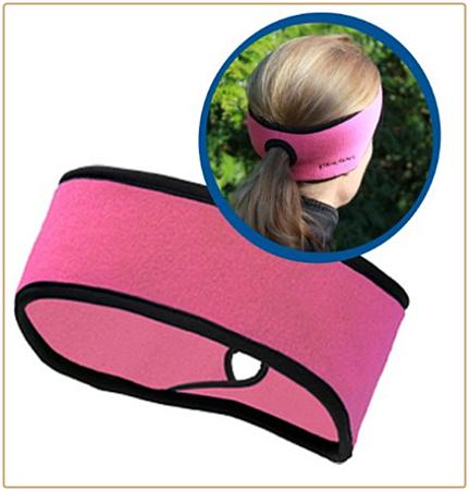TrailHeads Goodbye Girl Ponytail Headband