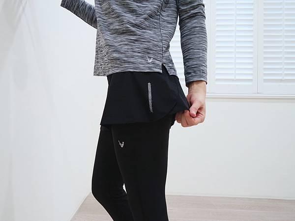 MACACA 裙片褲3