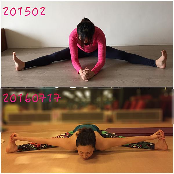 20160717 坐姿分腿前彎對比圖