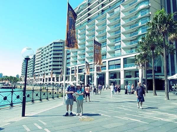 澳洲遊學_雪梨harbour