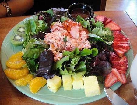 龍蝦沙拉 -1