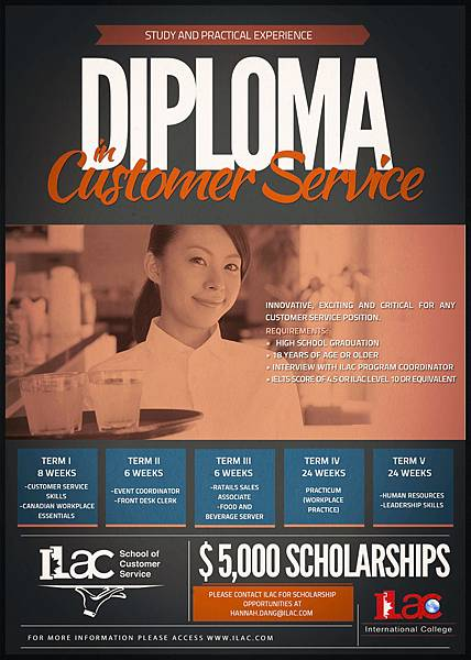 Customer Service Flyer_Black