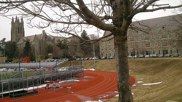 (3)SJU聖約瑟夫大學運動場