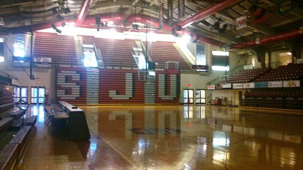 (3)SJU聖約瑟夫大學體育館