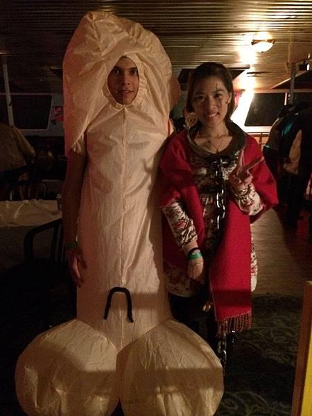 Toronto halloween party2