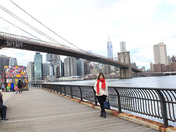 New York - Brooklyn bridge2