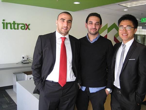 Intrax 無薪企業實習課程