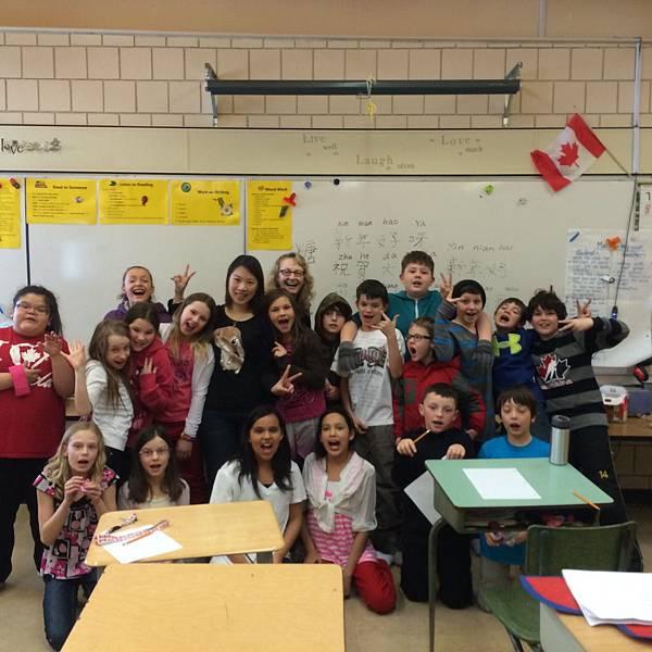 Regina local elementary school