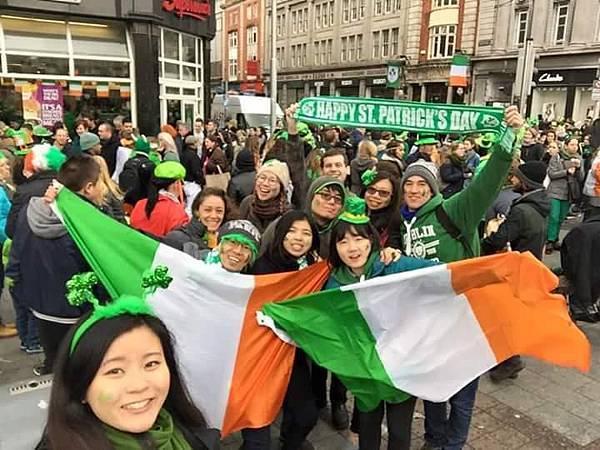 20150317 St. Patrick's Day