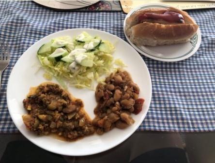 我的午餐-奧克蘭遊學心得-GogoEnglish紐西蘭遊學代辦