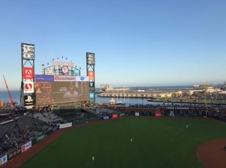 美國舊金山遊學MLB - Gogoenglish