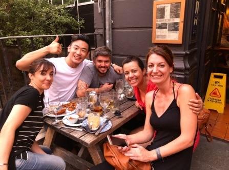 倫敦EC倫敦 酒吧文化-gogoenglish