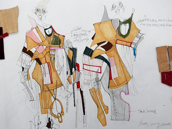 倫敦【藝術課程】推薦 GogoEnglish遊學留學-服裝設計