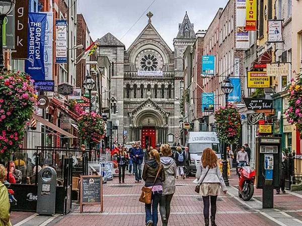 愛爾蘭 都柏林 Kaplan【2019年1個月遊學方案】gogoenglish