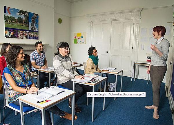 愛爾蘭 都柏林 Kaplan 課程 gogoenglish