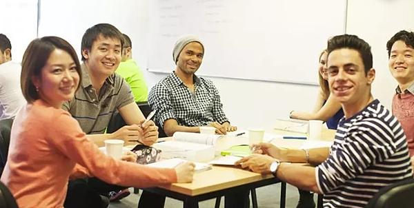 澳洲 布里斯本 Impact 課程 gogoenglish