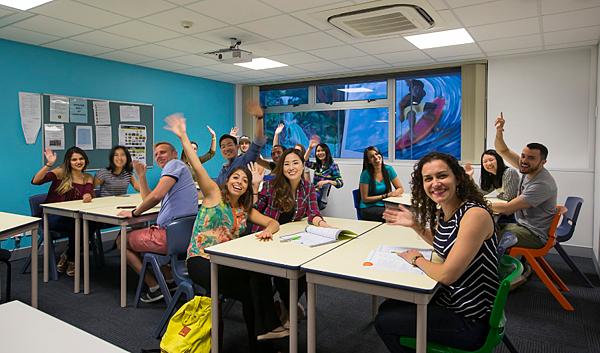 澳洲 雪梨 Langports課程 gogoenglish