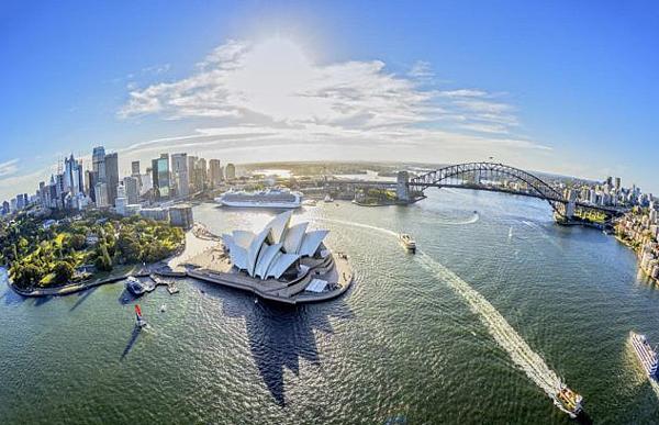 雪梨遊學-重點語言學校推薦 gogoenglish