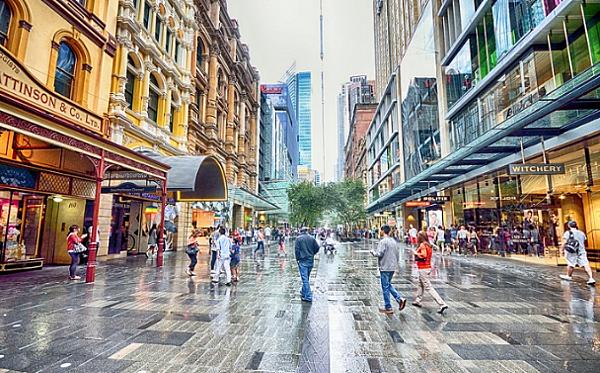 雪梨遊學-重點語言學校推薦 街景 gogoenglish