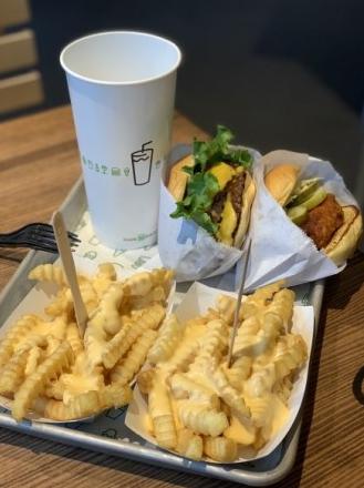 西雅圖-美國Kaplan24週遊學 食物 gogoenglish