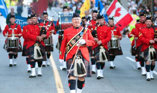 加拿大遊學-遊行活動-GogoEnglish加拿大遊學