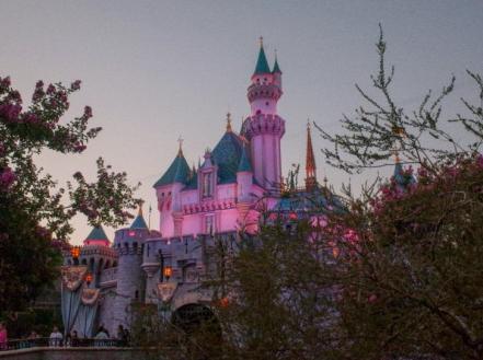洛杉磯遊學-環球影城-好萊塢-城堡-GogoEnglish美國遊學