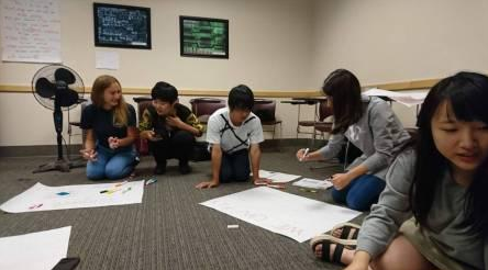 美國遊學-ELS矽谷-國際學生討論-GogoEnglish美國遊學
