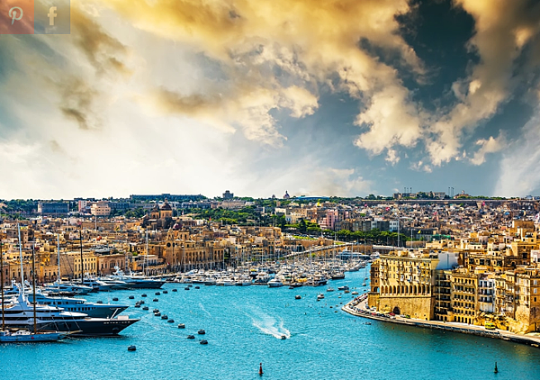 Malta gogoenglish馬爾他遊學