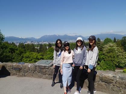 <ILSC 溫哥華> 加拿大遊學 gogoenglish