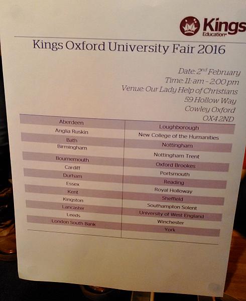 英國牛津Kings遊學 gogoenglish