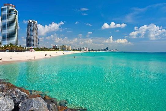 邁阿密沙灘- 美國10大熱門遊學城市 gogoenglish