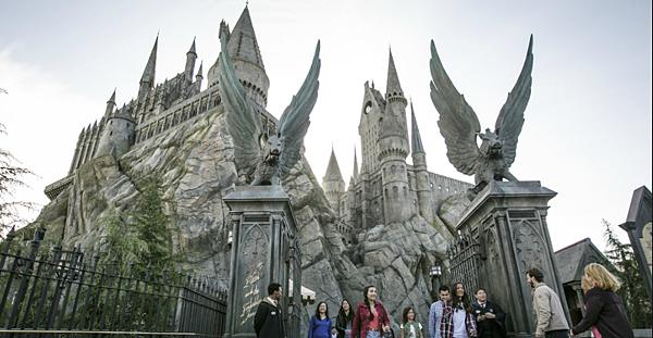 哈利波特主題樂園- 美國10大熱門遊學城市 gogoenglish