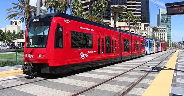 聖地牙哥Trolley- 美國10大熱門遊學城市 gogoenglish